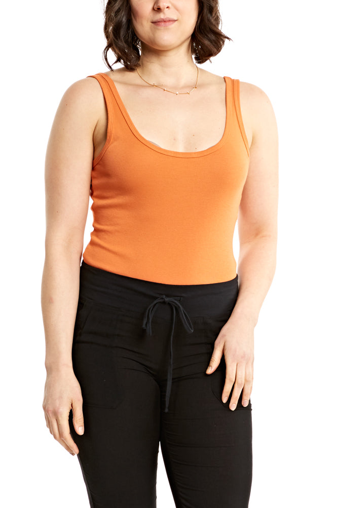 For Nice For Sale Sleeveless Top - sw by VIDA VIDA Newest Sale Online Designer Sale Best Place Clearance Store dXcYJ6Rw4