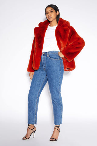 Apparis Paula 2 Faux Fur Jacket