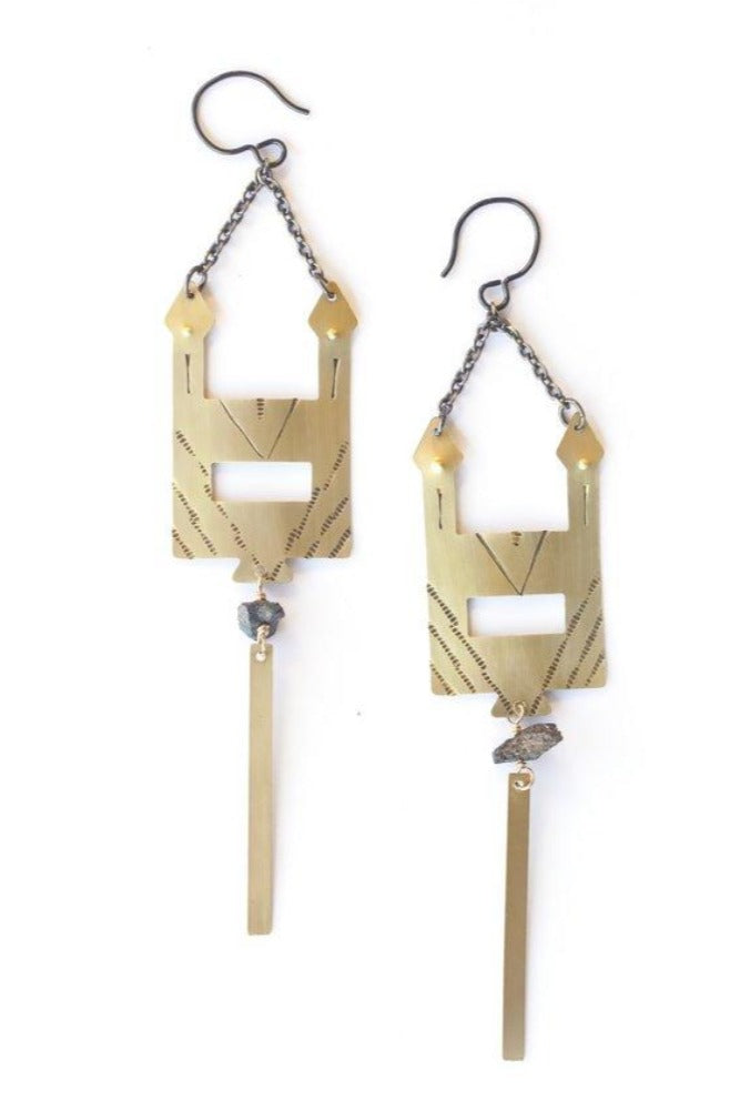 Lunasol Meadow Earrings