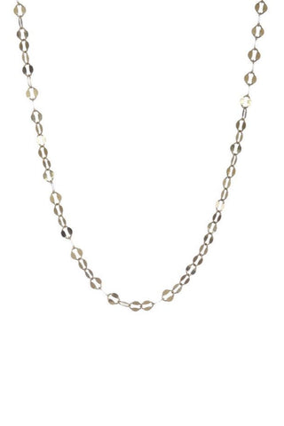 SAHIRA Jane Lock Necklace - 18""