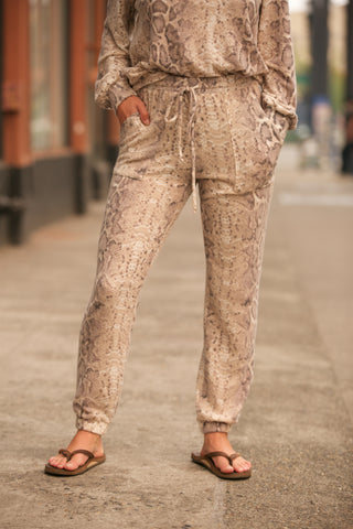 HOLIDAY Distressed Denim Pants
