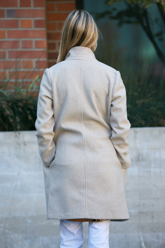 NYLAND Cardigan Coat