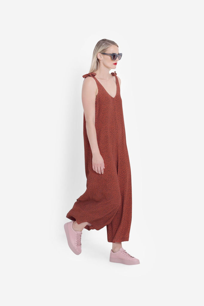 Elk Oens Jumpsuit Copper