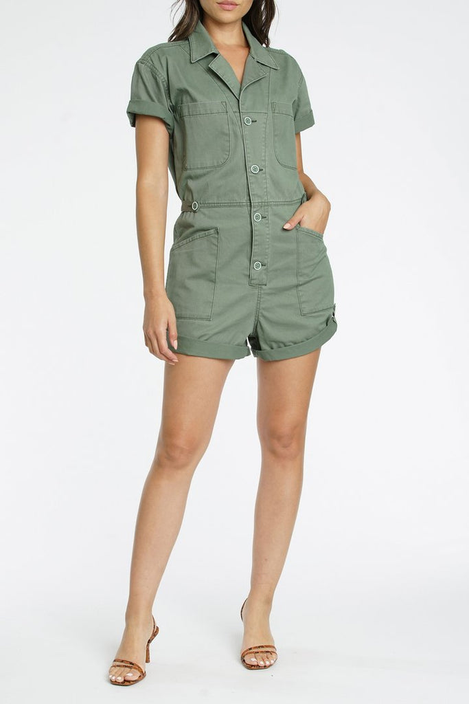 PISTOLA Parker Field Suit Short
