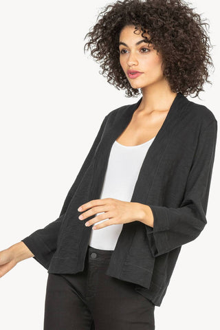 Lilla P Long Sleeve Duster