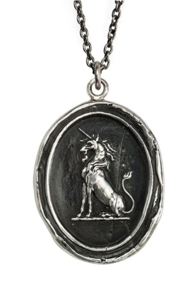 pyrrha Talisman Necklace