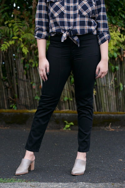 Prairie Underground Fleet Jean in Black