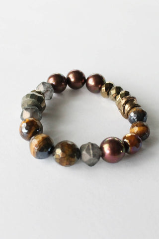 WATERSANDSTONE Bond Bracelet