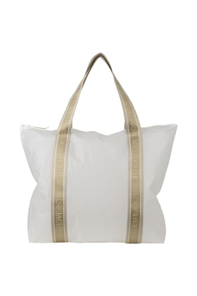 Ilse Jacobsen Rubbag Clear in  White