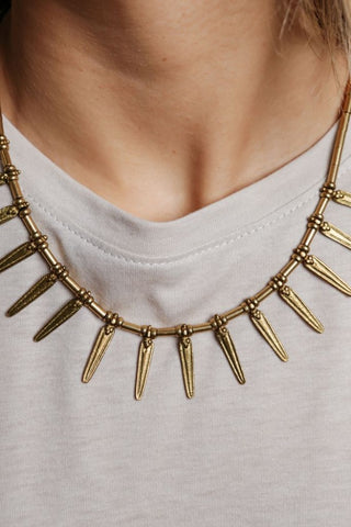 Boho Gal The Solar Necklace