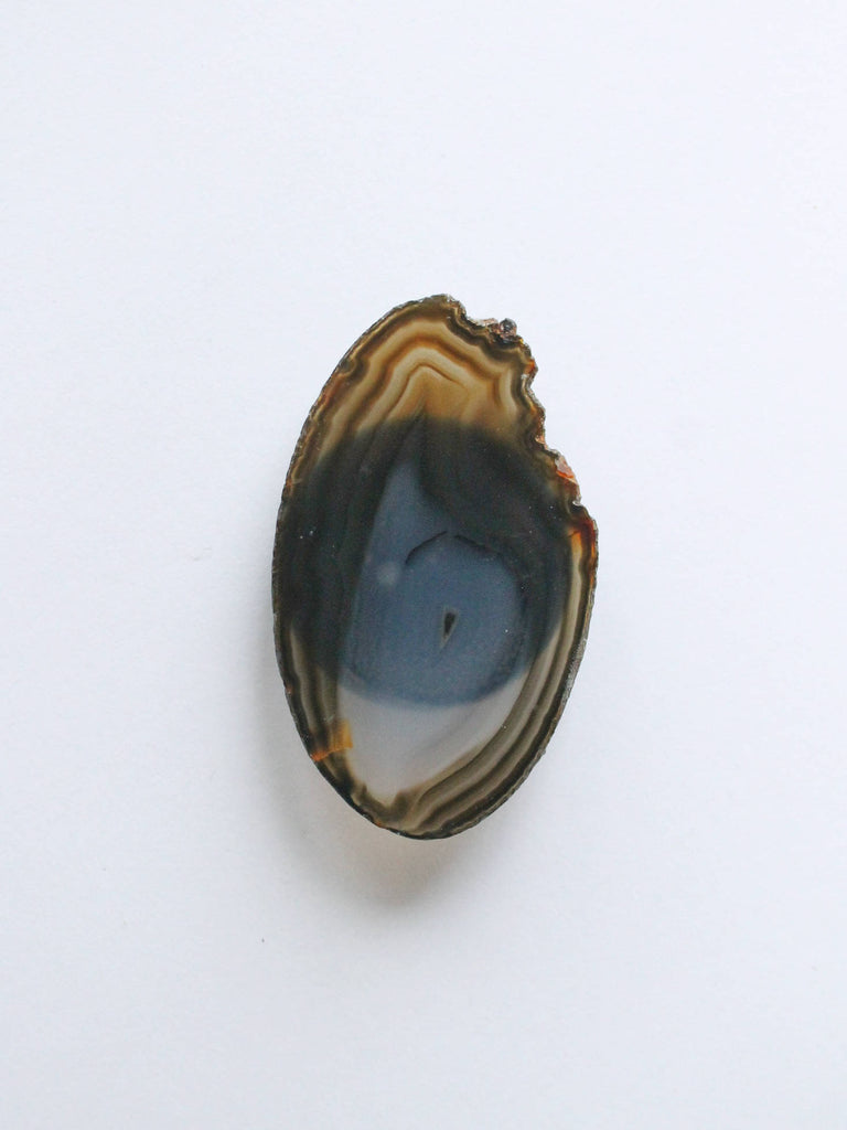 BluCalypso Rock Grip Raw Edge Grey Agate