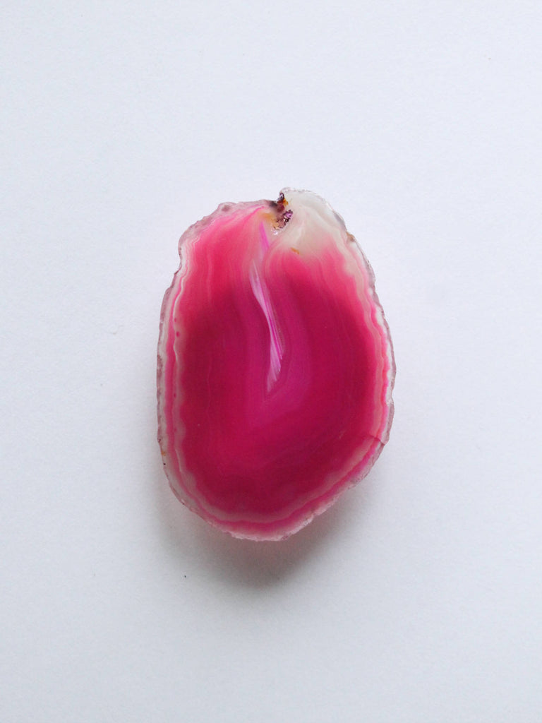 BluCalypso Rock Grip Raw Edge Pink Agate