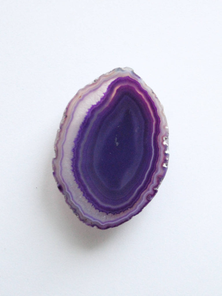 BluCalypso Rock Grip Raw Edge Purple Agate