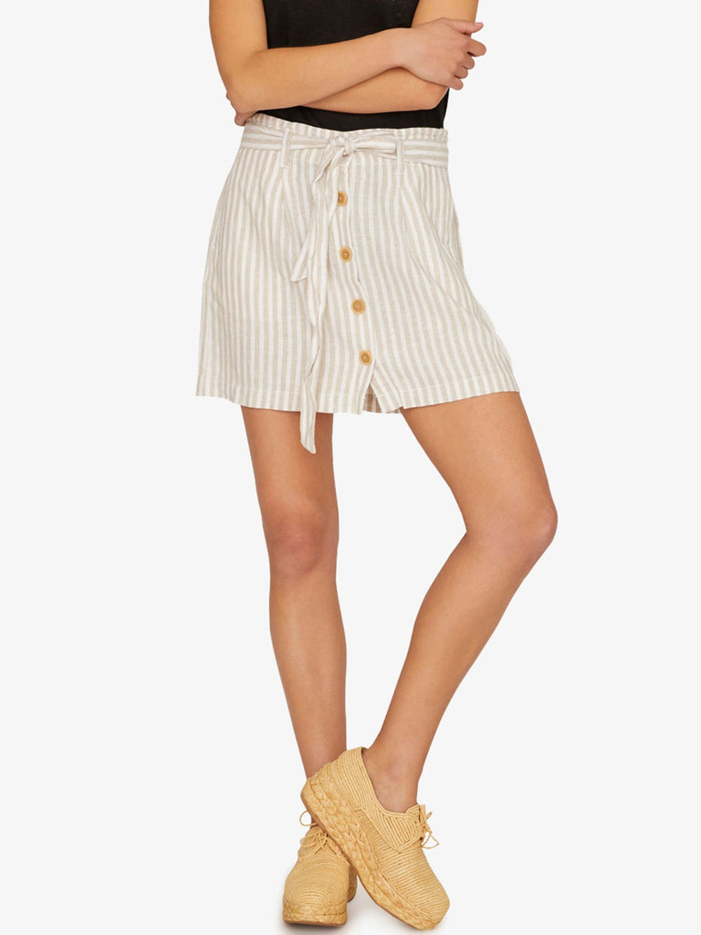 Sanctuary Sagebrush Paperbag Skirt