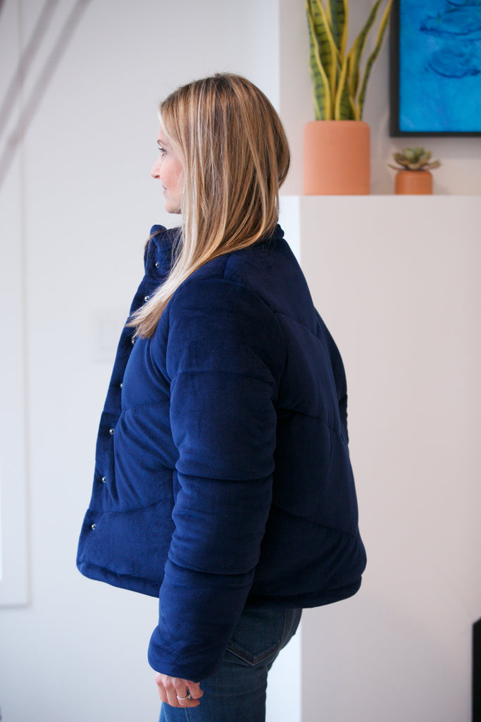 Sadie & Sage Georgia Puff Jacket