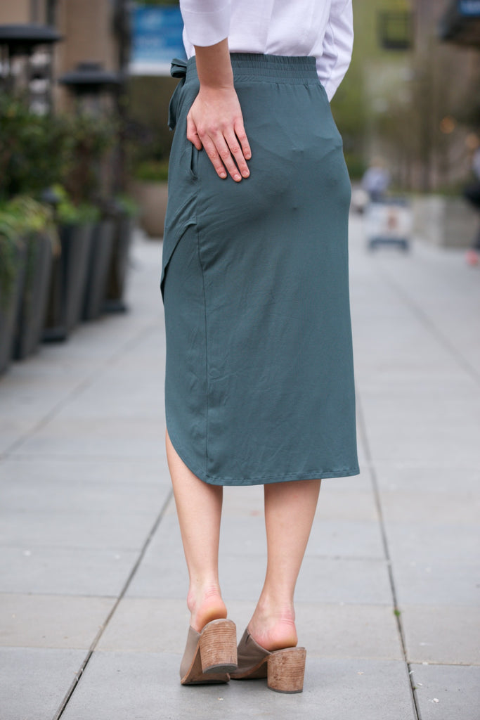 SARAH LILLER SF The Eloise Skirt Cyprus