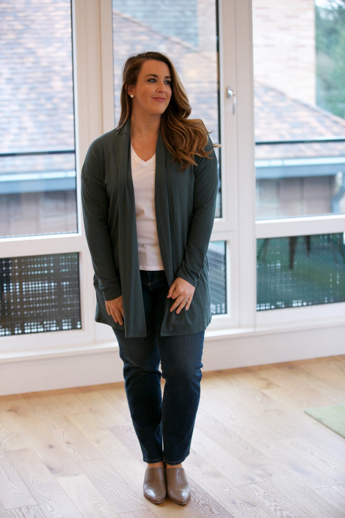 SARAH LILLER SF The Bella Cardigan