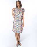 TYSA Travel Dress - Print
