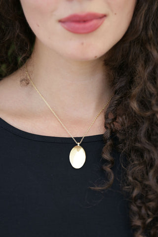 DOGEARED Wonder-ful Woman Heart Necklace