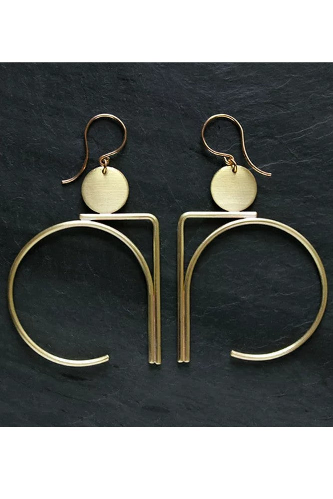L. Greenwalt Jewelry Poplar Earrings