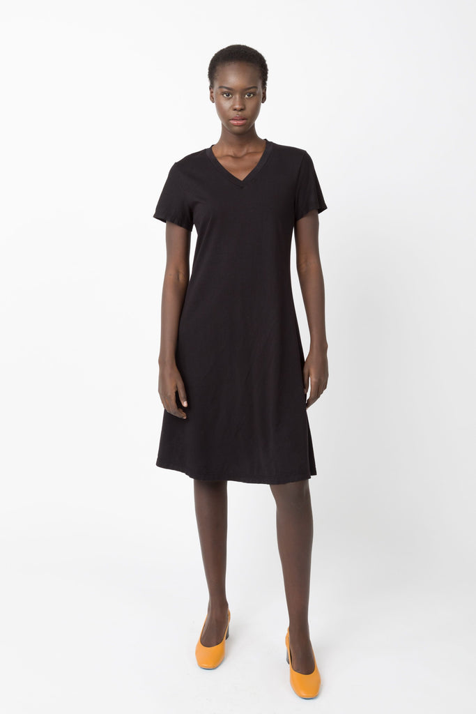 Prairie Underground Familiar Dress Black