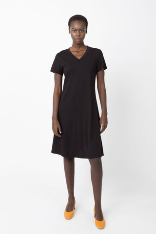 SAGE THE LABEL Hold Me Tight Rib Knit Dress
