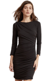 Velvet by Graham & Spencer Greta Dress Black