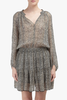 Velvet by Graham & Spencer Aubrey Dress Leopard