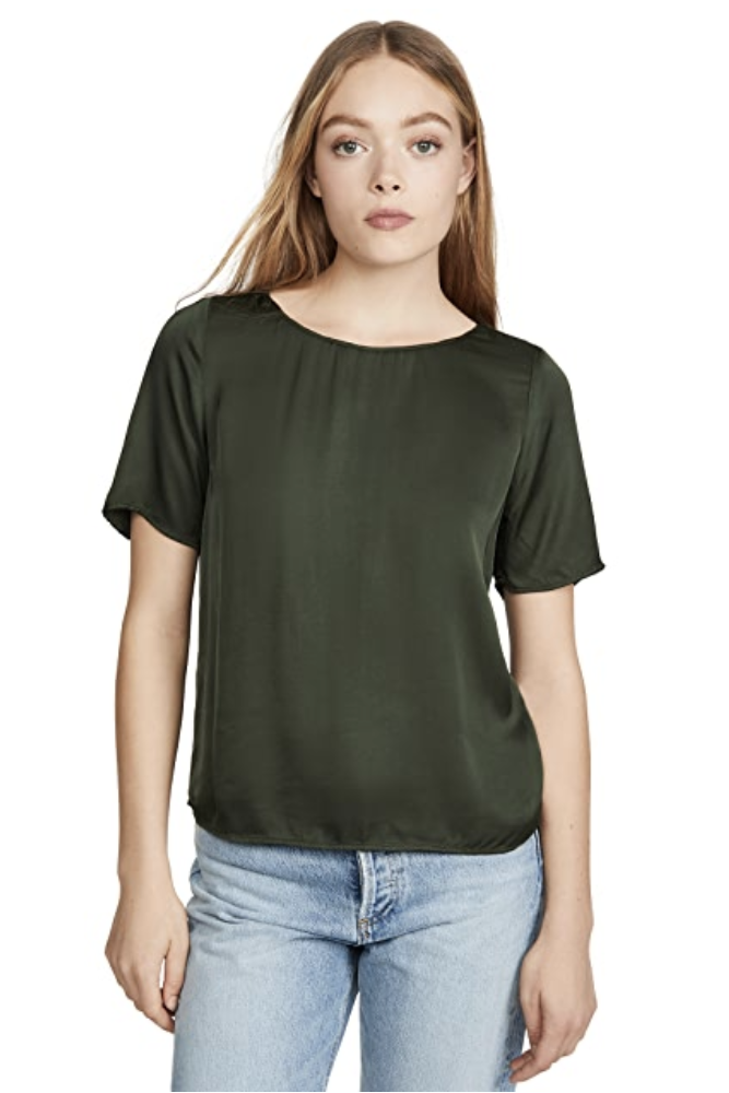 Velvet by Graham & Spencer Bella Tee Elm