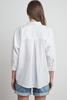 Velvet by Graham & Spencer Carey Top White