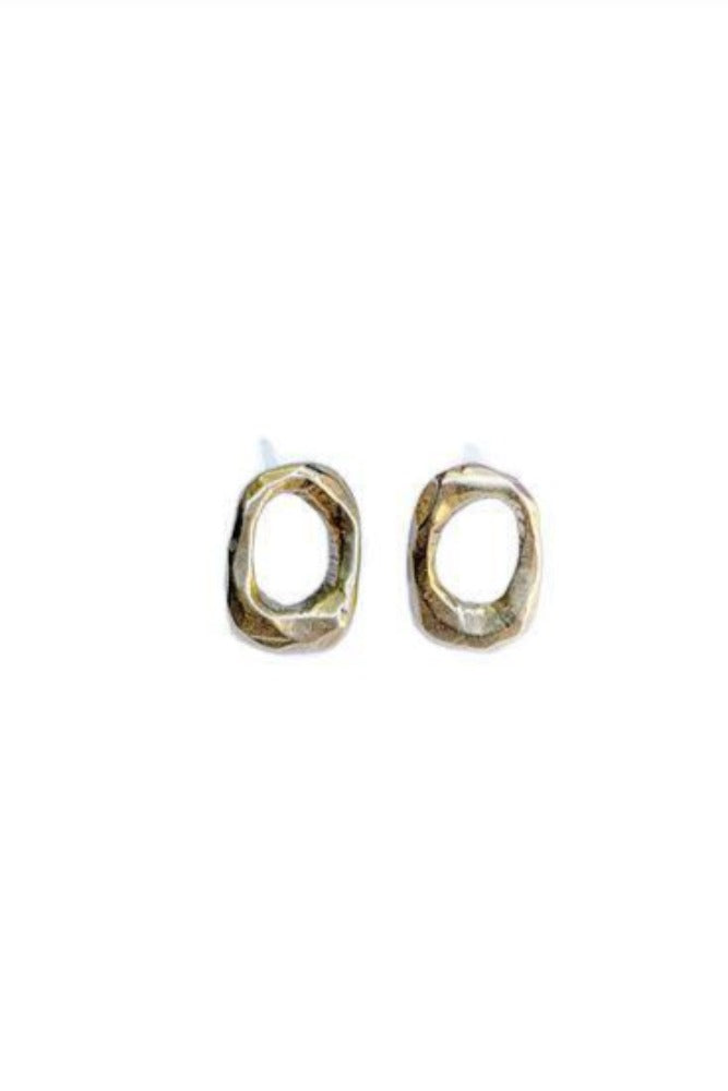 WATERSANDSTONE Small Links Studs