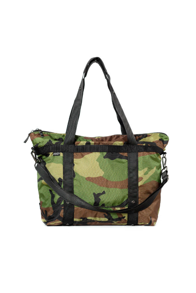 ANDI New York The ANDI Camo Gunmetal