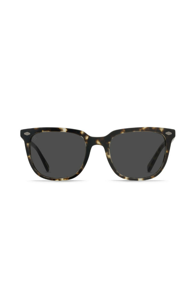 Raen Arlo Polarized in Matte Brindle Tortoise/Smoke