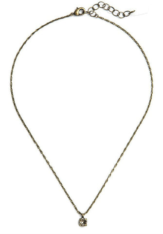 Gorjana Laguna Adjustable Necklace in Gold