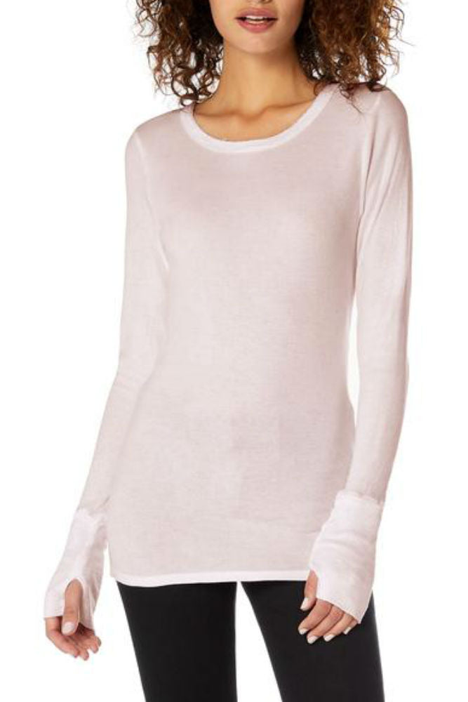 Michael Stars Baby Thermal Crew Neck Top