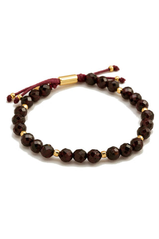 Gorjana Power Gemstone Bracelet in Protection
