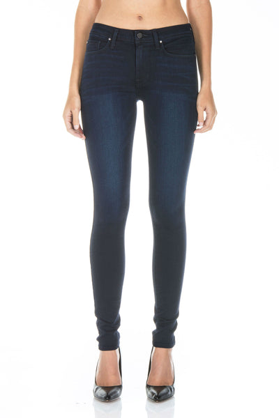 Fidelity Belvedere High Rise Skinny in Falcon Blue