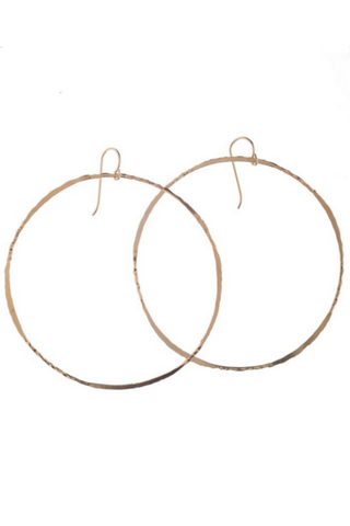 Kenda Kist Large Circle Earring