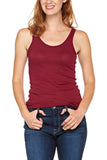 Bobi Basic Tank in Boysenberry