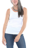 Bobi Basic Tank in White