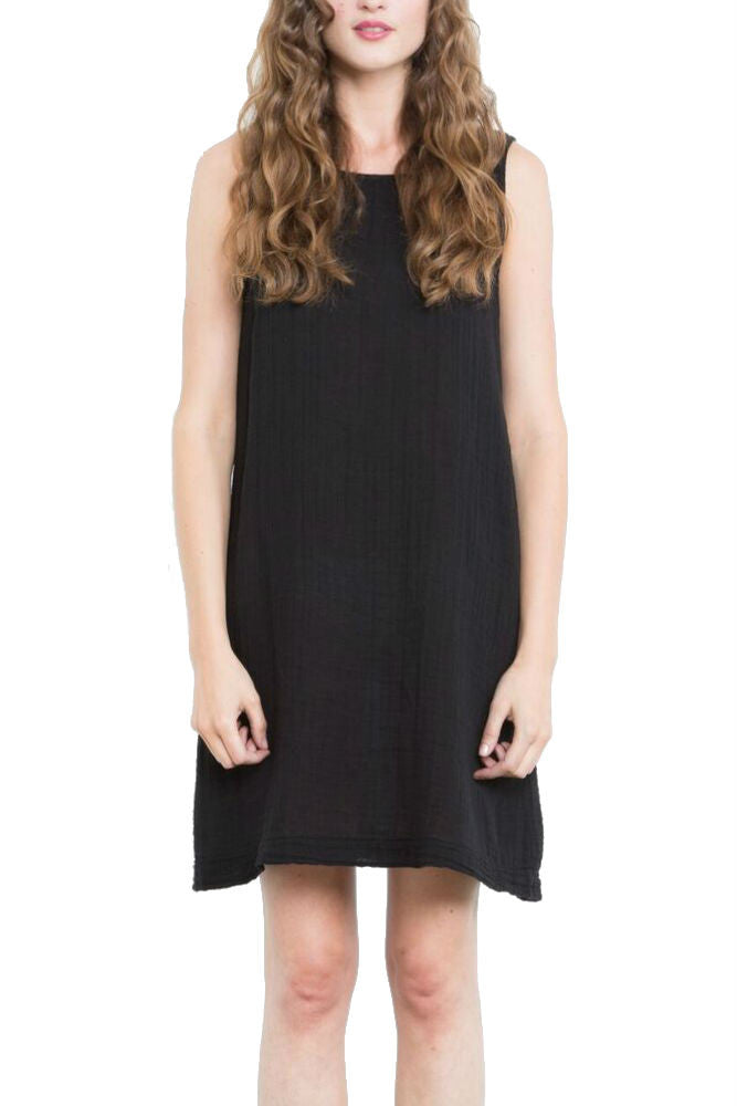 Prairie Underground Brume Dress in Black