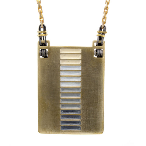 Betsy & Iya Novi Necklace in Silver