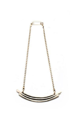 Betsy & Iya Salta Necklace Brass