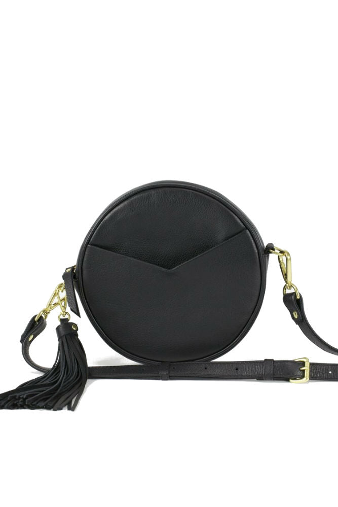 TAH Circle Bag Black