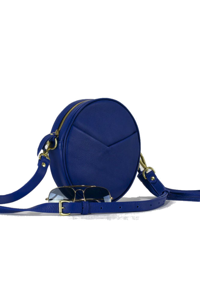 TAH Circle Bag Electric Blue