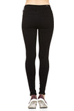 Citizens of Humanity Rocket High Rise Skinny in All Black