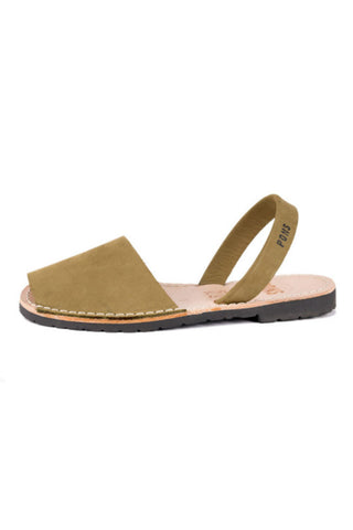 ADORN Gwen Sandal in Grey - FINAL SALE