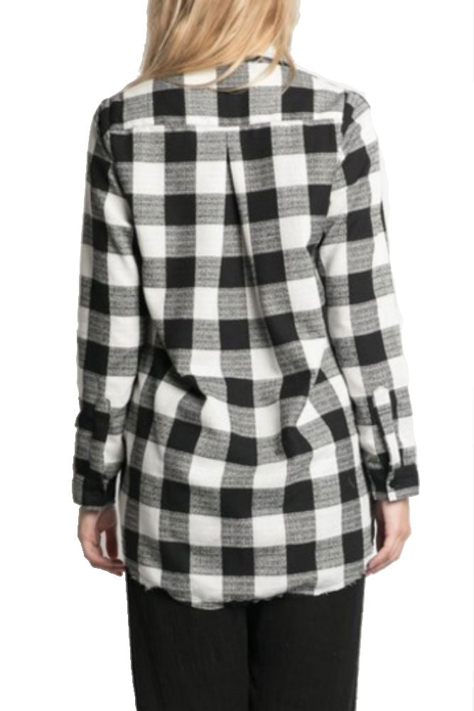 Rue Stiic Cooper Shirt in Check