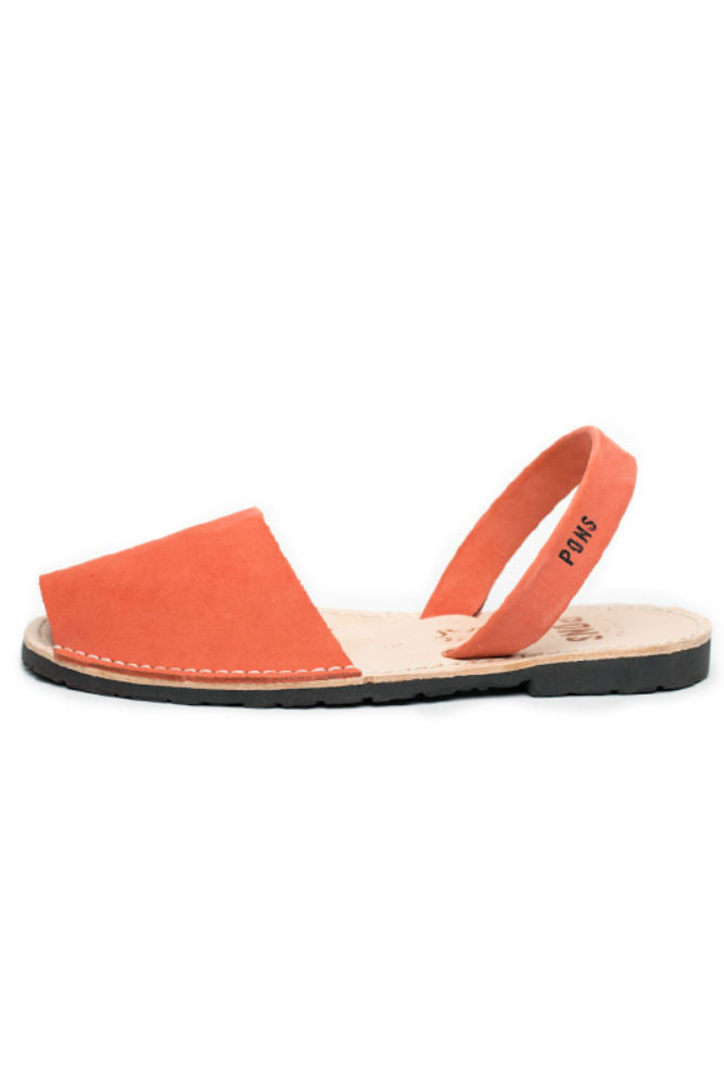 Pons Avarcas Classic in Coral