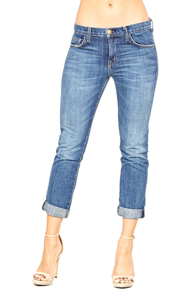 CURRENT/ELLIOTT The Fling Relaxed Jean in Loved